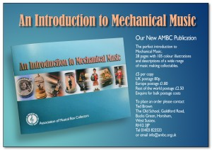 An Introduction to Mechanical Music